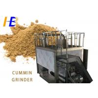 Best Cumin Seeds Food Pulverizer Machine , 100 - 1000kg/h Ultra Fine Grinding Mill wholesale