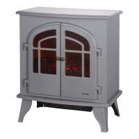 China White Electric Wood Burner Fireplace TNP-2008S-C2 With CE Certificate on sale