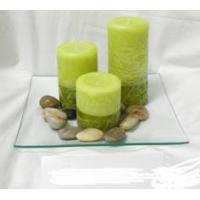 Best candle and incense gift set ,matched with holder and natural flower wholesale