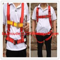 Best Fall prevention safety belt& safety belts,Simple Three Point Safety Belt wholesale