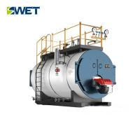 Buy cheap Diesel Gas Oil Boiler Quick loading 9.8 MW  70℃ Feed Temperature from wholesalers