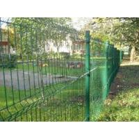 China Powder Coated Wire Mesh Fence on sale