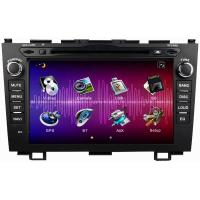 China Auto dvd player for Honda CRV 2006-2011 with GPS navigation system Steering wheel control OCB-8034 on sale