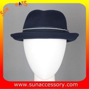 Best 5910955 Sun Accessory customized  winner  fashion 100% wool felt  hats, men hats and caps wholesaling wholesale
