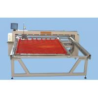 China Computerized Single Needle Quilting Machine on sale
