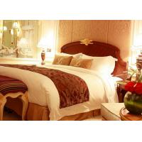 Best European Style Commercial Hotel Bedroom Furniture Sets Custom - Made wholesale