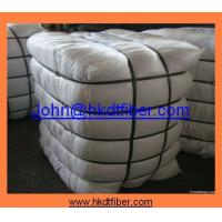 Best 15D x 64 HCS polyester staple fiber,SD, Siliconized,RW, best materials for filling use wholesale