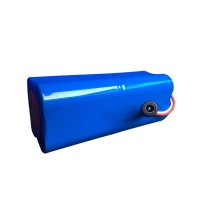 Best 6.4V 12Ah Blue Lithium Phosphate Battery With LiFePO4 Cell wholesale