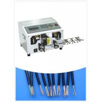 Buy cheap Automatic Type Wire Cutting And Stripping Machine 0.1-9999MM Cut Length 220V from wholesalers