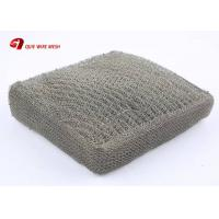 Cheap Knitted Stainless Steel Woven Wire Mesh Tube Gas Liquid Filter Crochet Weaving for sale