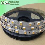 Best 2500K 60leds/m white Constant current 300leds 5050smd dc24v LED Strip 12VDC cc 5050 strip light without brightness drop wholesale