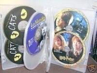 OEM 700MB ~ 9.4GB CD DVD Replication With DVD Case To Hold Disc From 2 To 12 Discs