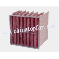 Best Pocket air filter,Bag type air filter,air filteration equipment,extended surface muti-pocket filter wholesale