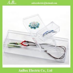Best 2.1mm Thinkess Transparent PS Clear Plastic Enclosures wholesale