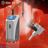 Best Carbon Dioxide Fractional CO2 Laser Machine 40W Professional For Spa Use wholesale