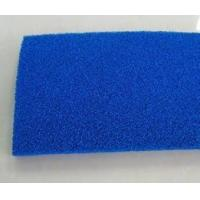 Best 10mm thickness Iron table silicone foam sponge  sheet high temperature silicone sponge hot sale wholesale