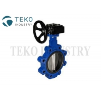 Best Resilient Seat Lug Ansi 150 Automated Butterfly Valves wholesale