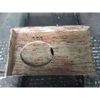 Best Giallo Orlando Gold Granite Bathroom Vanity Tops Commercial Hotal Project wholesale