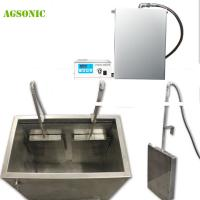 Best Immersible Submersible Ultrasonic Transducer Generator Cleaning System Customized Transducer Box wholesale