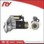 Best Industrial Truck 12V Hitachi Starter Motor 2.8Kw High Performance Long Lifespan ISUZU S13-136 4JB1 wholesale