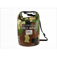 Best Foldable Camouflage Dry Pack Waterproof Backpack For Seaside Beach wholesale