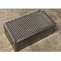 China Wire Mesh Mist Eliminator Expanded Mesh on sale