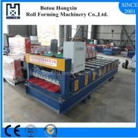 Best Building Sheet Roll Forming Machine, Trapezoidal Sheet Metal Roll Forming Machines wholesale