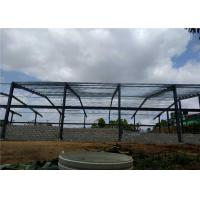 Best Metal Steel Workshop Buildings , Metal Warehouse Buildings Located In Panama wholesale