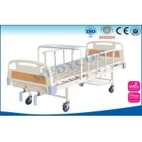 China MDK-T305 Manual Hospital Bed With Foot Board 5'' Castor With Brakes Critical Care Beds on sale