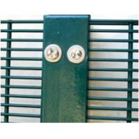 Best Hot Dipped Galvanized / Powder Coating 358 High Security Fence Metal Frame Eco Friendly wholesale
