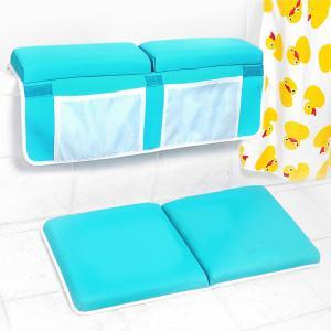 China Foldable Baby Bath Kneeler , Comfortable Extra Long Bath Kneeling Pad on sale
