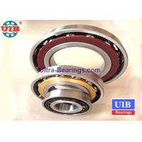 Best High Precision 20mm Angular Contact Ball Bearing Steel 7204 AC Single Row wholesale