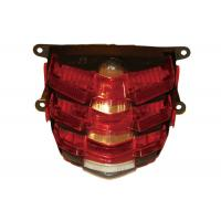 Best ABS Motorcycle Driving Lights , Performance Motorcycle Parts Motors Tail Lamp wholesale