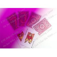 Best Durable KEM Marked bicycle Deck , KEM Arrow Playing Cards wholesale