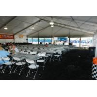Best Professional Outdoor Event Tent , Backyard Event Tents As Hotel / Restaurant wholesale