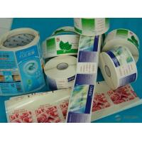 Best OEM Printing Factory Custom Printing Paper Card Roll Sticker Mass Production Label CMYK Colors Printed wholesale