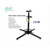 Best 4M Heavy Duty Crank Stand Portable Telescopic Lifting Truss Tower For Hanging Lighting wholesale