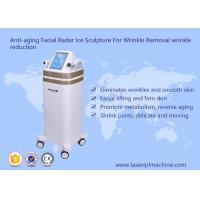 Best Anti Aging RF Beauty Equipment Facial Radar Ice Sculpture For Wrinkle Removal wholesale