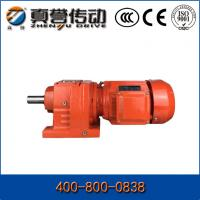 China Parallel Shaft Helical Gear Motor Efficiency , Gear Reduction Motor on sale