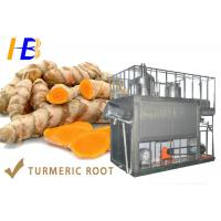 Best Liquid Nitrogen Turmeric Pulverizer Machine , 10 - 700 Mesh Chilli Grinding Machine wholesale