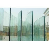 China CCC & SGS safety 8mm tinted curving tempered glass shower cabin panels for glass door on sale