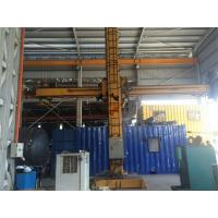 China Longitudinal Seam Column And Boom Welding Manipulators For Tank / Wind Tower on sale