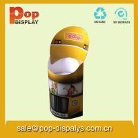 China Lightweight Cartoon Images Dump Bin Display With Full Color wholesale