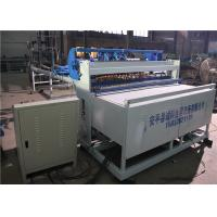 Best Stainless Steel Wire Fence Mesh Welding Machine Sturdy Structure Long Service Life wholesale