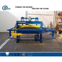 Best Hydraulic Automatic Cutting Tile Roll Forming Machine / Cut To Length Machine wholesale