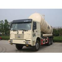 Cheap 16CBM Collecting Sewage Sludge Vacuum Pump Septic Tank Cleaning Truck LHD 6X4 for sale