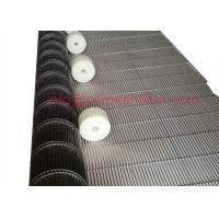 Best 2mm Wire 304 Stainless Steel Conveyor Belt For Glazing Purpose Of Mosaic Tiles wholesale