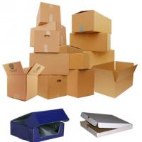 Best logistic corrugated packaging shipping box Packaging Use Custom Corrugated Box wholesale