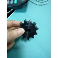 Buy cheap Black Color Roller Chain Idler Sprocket 05B / 06B For Printing Machinery from wholesalers
