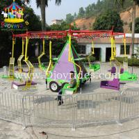 China Professional amusement rides manufacture flying swinger flying chair on sale